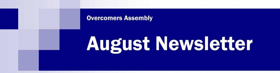 NewsLetter August, 2012 - Pg 1